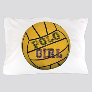 Polo Girls Pillow Case