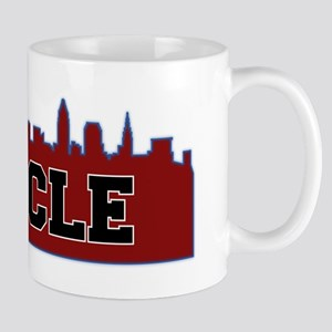 CLE Maroon/Black Mugs
