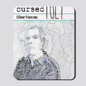 The Cursed Poet Mousepad