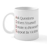 AIDS - Acronym Mug