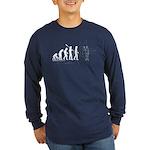 Pioneer Long Sleeve Dark T-Shirt