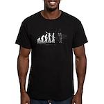 Pioneer Men's Fitted T-Shirt (dark)
