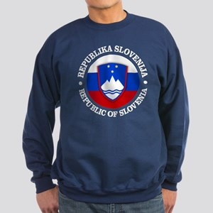 Slovenia (rd) Sweatshirt