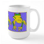 Red Eyed Tree Frog Large Mug