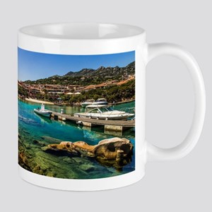Porto Cervo's little Molo Mugs
