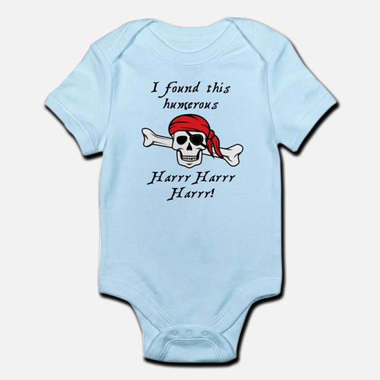 I found this humerous Pirate Body Suit