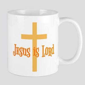 Jesus is Lord Mugs