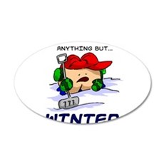 Anything But Winter2.jpg Wall Decal