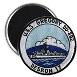 USS GREGORY Magnet