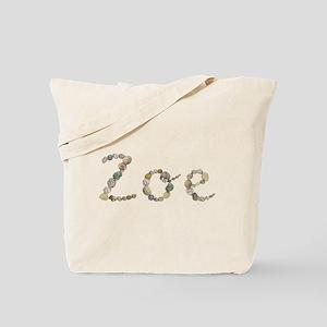 Zoe Seashells Tote Bag