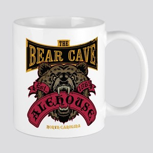 The Bear Cave Alehouse NC Mugs