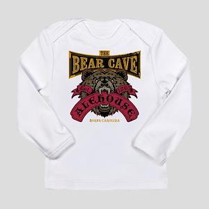 The Bear Cave Alehouse NC Long Sleeve T-Shirt