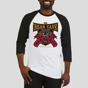 The Bear Cave Alehouse NC Baseball Jersey