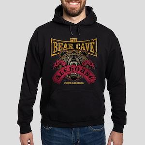 The Bear Cave Alehouse NC Hoodie