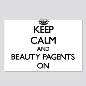 Keep Calm and Beauty Page Postcards (Package of 8)