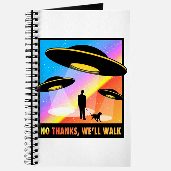 No Thanks, We'll Walk Journal