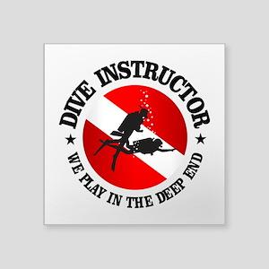 Dive Instructor (Deep End) Sticker