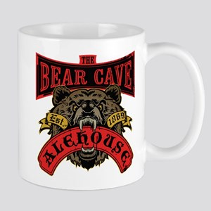 The Bear Cave Aleshouse Mugs