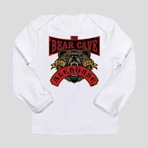 The Bear Cave Aleshouse Long Sleeve T-Shirt