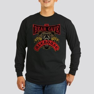 The Bear Cave Aleshouse Long Sleeve T-Shirt