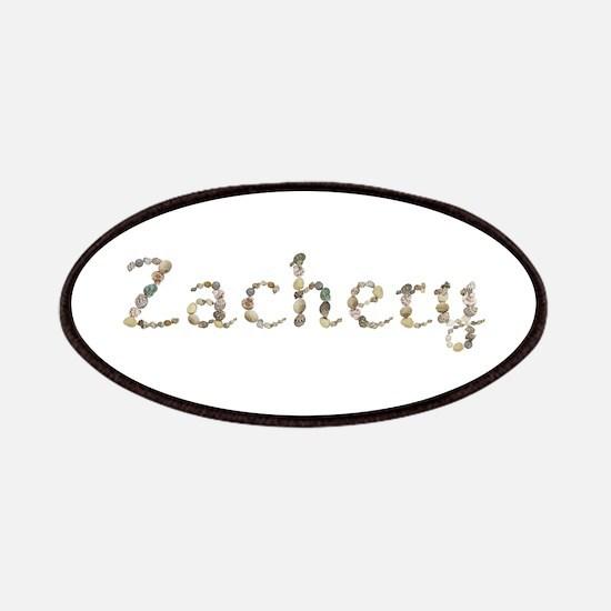 Zachery Seashells Patch