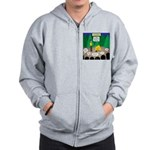Scout Support Group Zip Hoodie