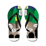Scout Support Group Flip Flops