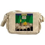 Scout Support Group Messenger Bag
