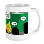 Scout Support Group Large Mug