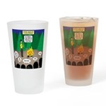 Scout Support Group Drinking Glass