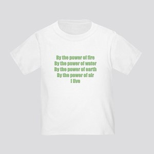 By the Power Toddler T-Shirt