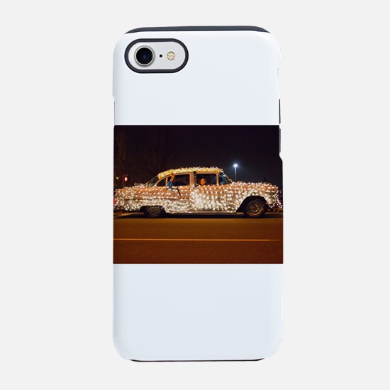 Glowing Oldie White iPhone 7 Tough Case