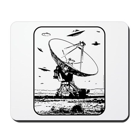 Where Are They? Mousepad