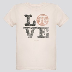 Love Pi Day Distressed T-Shirt