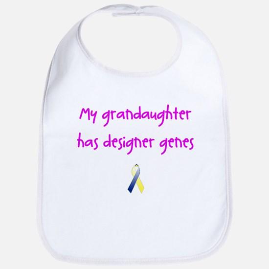 Designer Genes Grandaughter (P) Bib