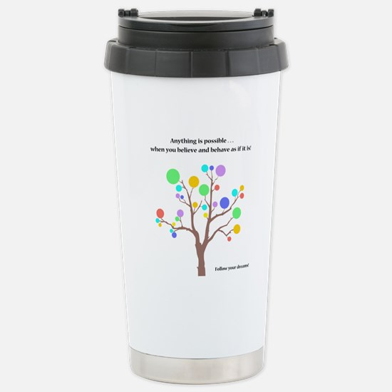 Anything Is Possible Gifts Travel Mug