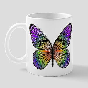 Butterfly Design Mug