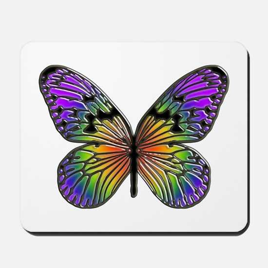 Butterfly Design Mousepad