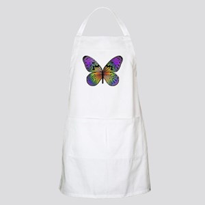 Butterfly Design BBQ Apron