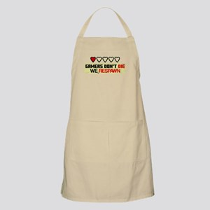Gamers Don't Die Apron