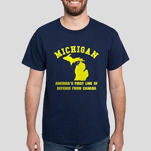 Michigan Dark T-Shirt