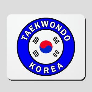 Taekwondo Mousepad