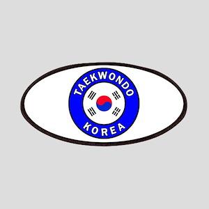 Taekwondo Patch