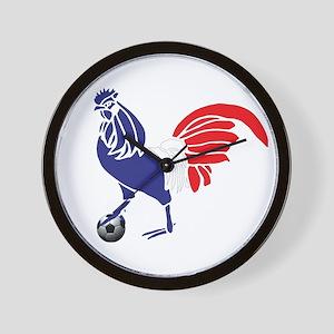 France Le Coq Wall Clock