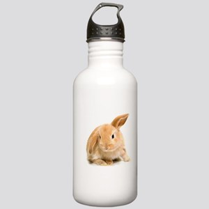 Spring Easter Bunny 2 Water Bottle