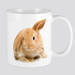 Spring Easter Bunny 2 Mugs