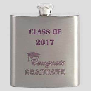 2017 PURPLE Flask