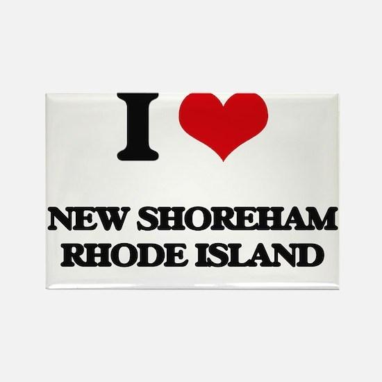 I love New Shoreham Rhode Island Magnets