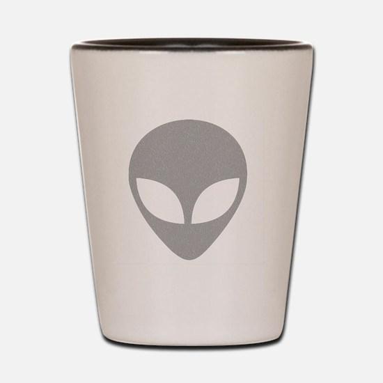 Unique Aliens Shot Glass