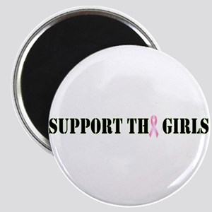 Support the Girls Magnet